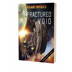 The Fractured Void A Twilight Imperium Novel - ENG