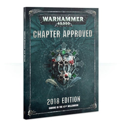 Warhammer 40,000 - Chapter Approved 2018 Edition ENG
