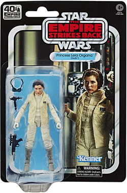 Star Wars The Black Series: The Empire Strikes Back - Princess Leia Organa (Kenner)