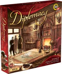 Diplomacy - 50th Anniversary ENG