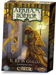 Arkham Horror - Il Re in Giallo
