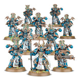 Warhammer 40.000 - Thousand Sons - Rubric Marines