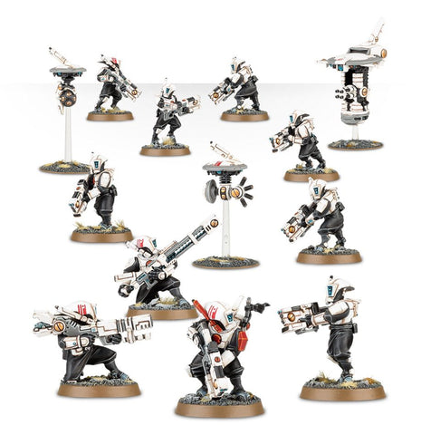 Warhammer 40.000 - TAU EMPIRE - Pathfinder Team