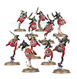 Warhammer Age of Sigmar - Squig Hoppers