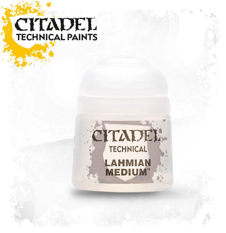 Colore Miniature Citadel - Technical - Lahmian Medium