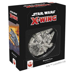 Star Wars X-Wing - Millennium Falcon (Seconda Edizione)