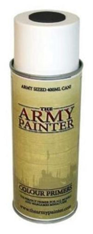 Army Painter - Spray Primer Nero Opaco