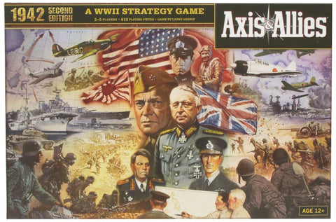 Axis & Allies - 1942 Second Edition ENG