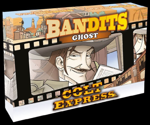 Colt Express - Bandito Ghost