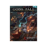 Cypher System: Gods of the Fall - Italiano