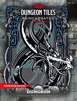 D&D 5a Edizione - Dungeon Tiles Reincarnated - Dungeon