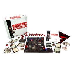 Resident Evil 2: The Board Game ENG