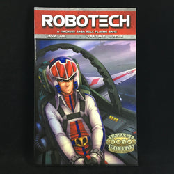 Savage Worlds - Robotech