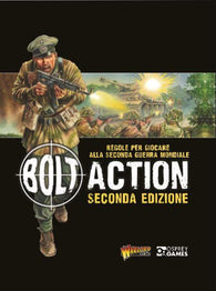 Bolt Action - Manuale Base Seconda Edizione ITALIANO