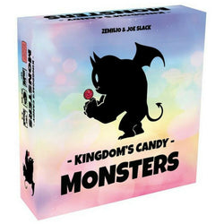 Kingdom's Candy Monsters - Italiano