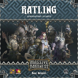 Massive Darkness - Ratling