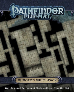 Pathfinder Flip-Mat Multi-Pack: Dungeon