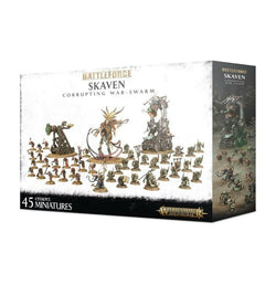 Warhammer Age of Sigmar - Battleforce - Skaven Corrupting War-Swarm