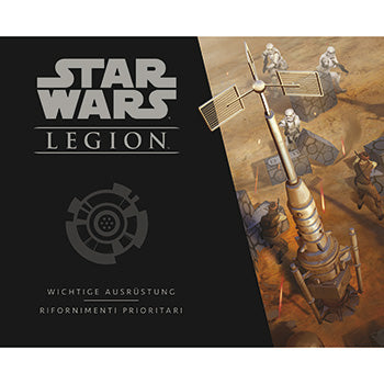 Star Wars - Legion - Rifornimenti Prioritari