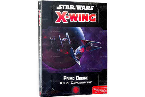 Star Wars X-Wing - Kit di Conversione Primo Ordine (Seconda Edizione)