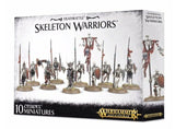 Warhammer Age of Sigmar - Deathrattle - Skeleton Warriors