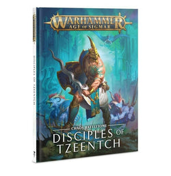 Warhammer Age of Sigmar - Battletome: Disciples of Tzeentch