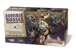 Zombicide - Zombie Bosses - Abomination Pack