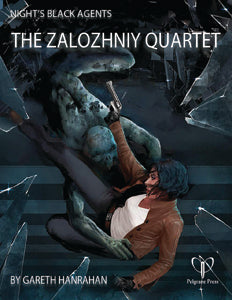 Night's Black Agents - The Zalozhniy Quartet ENG