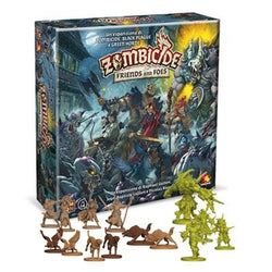 Zombicide: Green Horde & Black Plague - Friends and Foes