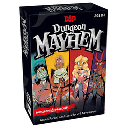D&D - Dungeon Mayhem (ENG)
