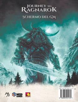 Journey to Ragnarok – Schermo del Game Master