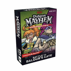 D&D - Dungeon Mayhem: Battle for Baldur's Gate (ENG)