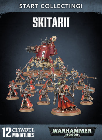 Warhammer 40.000 - Start Collecting! Skitarii
