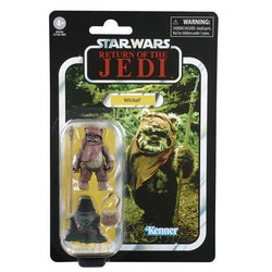 Star Wars The Black Series: Return of the Jedi -Wicket Endor (Kenner)