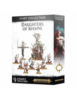 Warhammer Age of Sigmar - Start Collecting! Daughters of Khaine