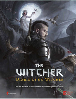 The Witcher - Diario di un Witcher (PREORDINE)