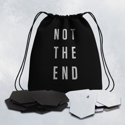 Not The End - Token Esagonali & Sacchetto