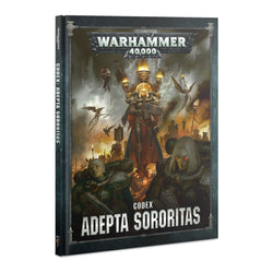 Warhammer 40,000 - Codex: Adepta Sororitas