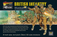 Bolt Action - WWII British Infantry plastic boxed set