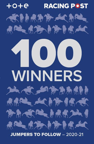 100 Winners: Jumpers to Follow 2020-2021 *** Pre-order Now ***