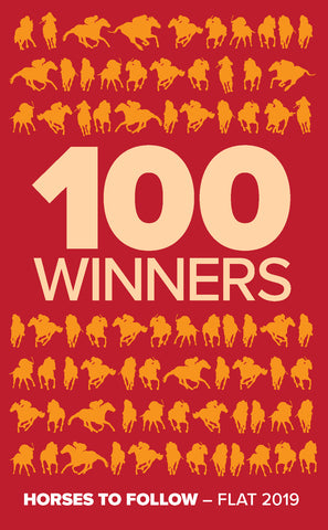 100 Winners - Horses to Follow Flat 2019 *** Pre-order Now ***