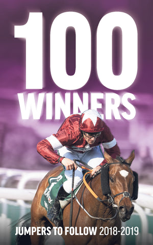 100 Winners: Jumpers to Follow 2018-2019 <br> *** Pre-order now ***