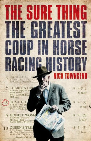 The Sure Thing by Nick Townsend - paperback edition
