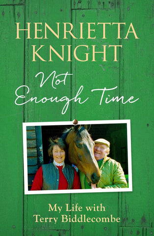 <b>Not Enough Time paperback</b> <br/>by Henrietta Knight