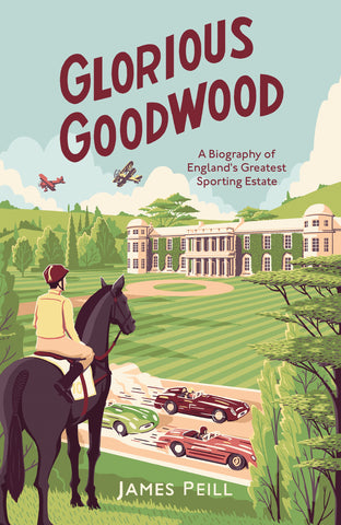 Glorious Goodwood<br/> by James Peill