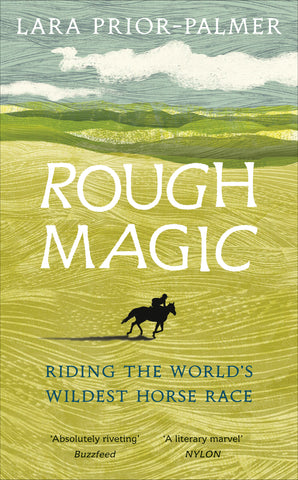 Rough Magic by Lara Prior-Palmer