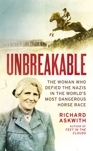 Unbreakable by Richard Askwith *** Pre-order Now ***