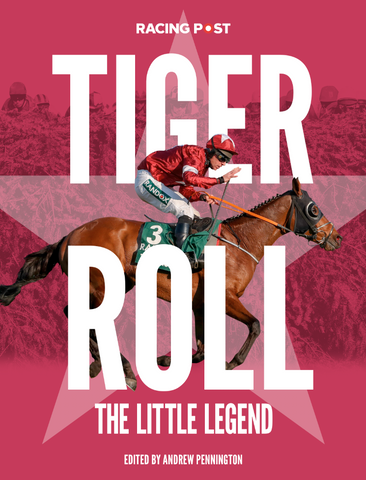 Tiger Roll: The Little Legend <br/>*** Pre-order Now ***