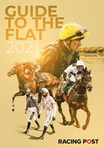 Racing Post Guide to the Flat 2021 - ***Pre order now***