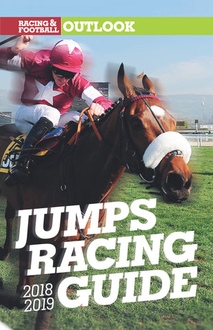 RFO Jumps Racing Guide 2018-2019 <br>*** Pre-order Now ***